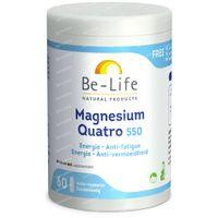 Be-Life Magnesium Quatro 550 60  capsules