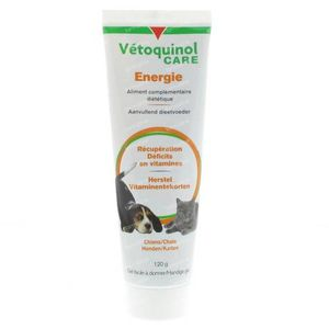 Vetoquinol Care Energie Veterinaire 120 g gel