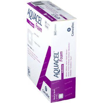 Aquacel Foam Adh 8x8cm 420804 10 pièces