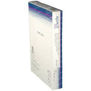 Aquacel Foam Adh Hiel 19,8x14cm² 420625 5 pièces