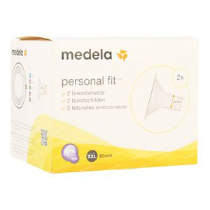 Medela Breast Shield XX-Large 36mm 2 pieces