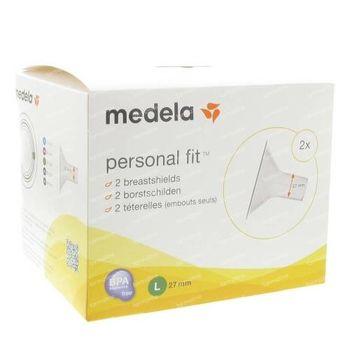 Medela Téterelle Large 27 Mm 2 pièces