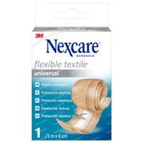 Nexcare Textile Band 1mx6cm 1 stuk