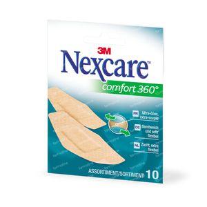 Nexcare Comfort 360° 10 stuks