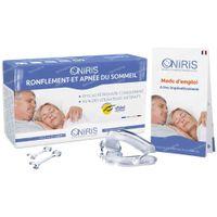 Oniris Orthèse Anti-Ronflement 2 pièces