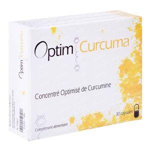 Optim Curcuma 30 capsules