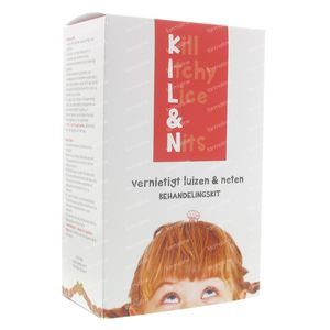Kil&n Mousse Kit Anti-Lices-Nits 100 ml