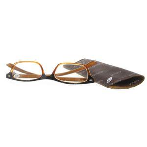 Pharma Glasses Reading Glasses Yellow +4 1 pieza