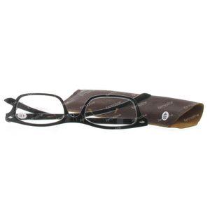 Pharma Glasses Lunettes Pour Lire Noire +4 1 pièce