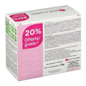 Forté Pharma AppétiLight 120 comprimés