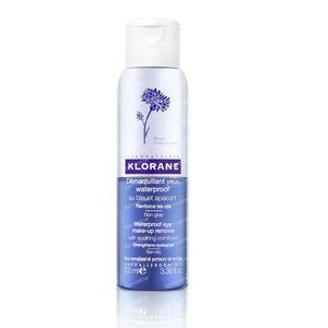 Klorane Lotion Démaquillante Waterproof Apaisante Au Bleuet 100 ml