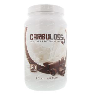 Carbuloss Protein Shake Chocolate 600 g