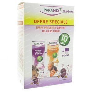 Paranix Duo Shampoo + Prevent Shampoo 1 St