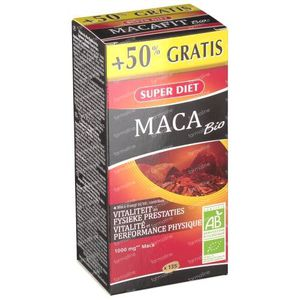 Macafit Bio + 45 Tablets For FREE 90+45 tablets