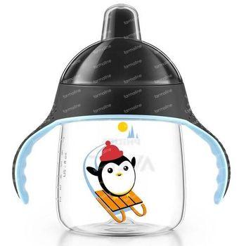 Avent Trinkbecher Anti-Leck Pinguin +12m 260 ml