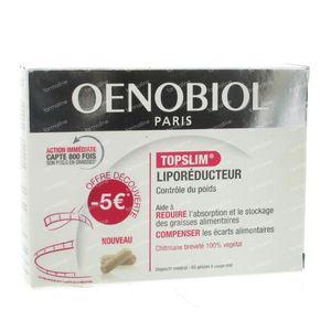 Oenobiol Topslim Liporeducteur 60 capsules