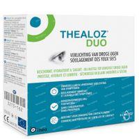 Thealoz Duo Gouttes Oculaires TRIO 3x10 ml