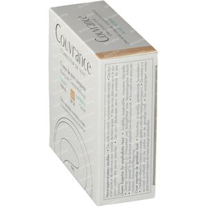 Avène Couvrance Getinte Compact Creme Oil-Free 02 Naturel 10 g