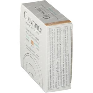 Avène Couvrance Getinte Compact Creme Oil-Free 02 Naturel 10 g