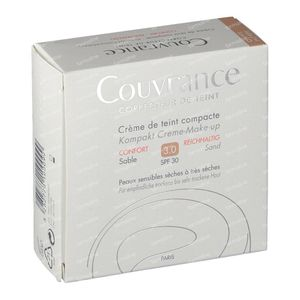 Avène Couvrance Crema Compatta Colorata 03 Sable 10 g