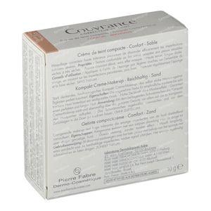 Avène Couvrance Creme Teint Kompakt Komfort 03 Sable 10 g