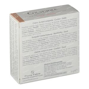 Avène Couvrance Getinte Compact Creme Comfort 03 Sable 10 g