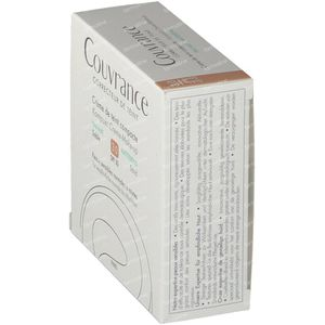 Avène Couvrance Getinte Compact Creme Oil-Free 03 Sable 10 g