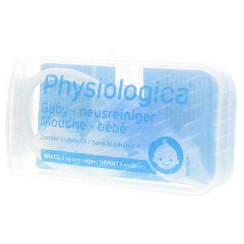 Physiologica Nettoyant Nez Baby Bleu 1 st