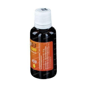 Orthonat Ortho D3 1000 20 ml