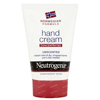 Neutrogena Nouvelle Formule Crème Mains Calmant Sans Parfum 50 ml