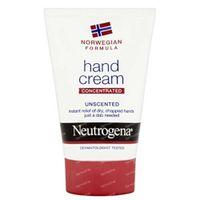 Neutrogena Neue Formel Handcreme Beruhigung Ohne Parfüm 50 ml