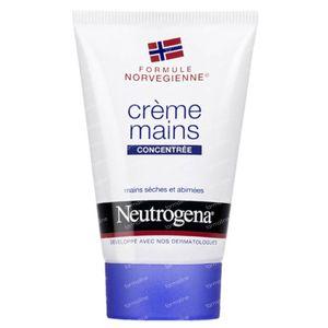 Neutrogena Nieuwe Formule Geconcentreerd Hydraterende Handcrème 50 ml