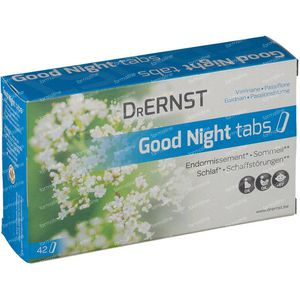 Dr Ernst Good Night 42 comprimés