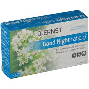 Dr Ernst Good Night 42 St tabletten