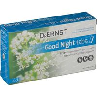 Dr Ernst Good Night 42  tabletten