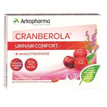 Arkopharma Cranberola Confort Urinaire 120 capsules