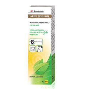 Arkopharma Essentiel Spray Moustiques 60 ml