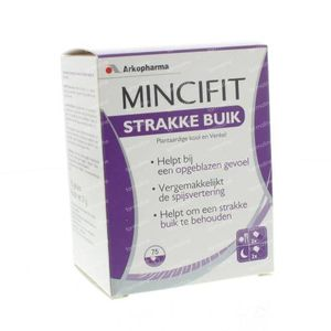 Mincifit Innovation Flat Stomach 75 capsule