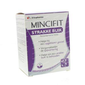 Mincifit Innovation Flat Stomach 75 St Cápsulas
