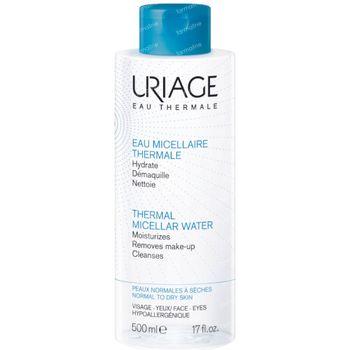 Uriage Thermaal Micellair Water Normale Droge Huid 500 ml