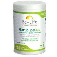 Be-Life Garlic 2000 Bio 60  kapseln
