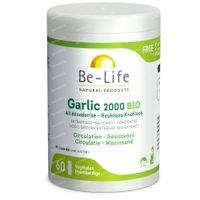 Be-Life Garlic 2000 Bio 60  capsules