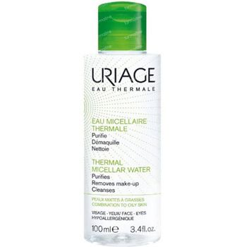 Uriage Thermal Micellar Water Combination to Oily Skin 100 ml