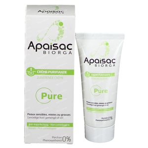 Apaisac Biorga Emulsion Purifiante Anti-Imperfections 40 ml