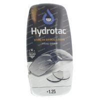Hydrotac Stick-On Bifocal Linse +1.25 2 st