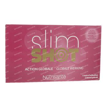 Slimshot Action Globale 60 capsules