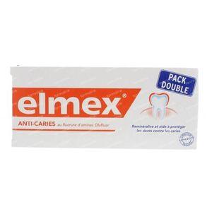 Elmex Dentifricio Anti-Carie Adulto Bitube 2x75 ml