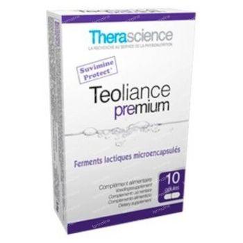 Physiomance Teoliance Premium 10 capsules