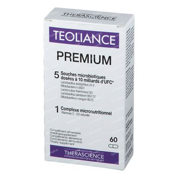 Physiomance Teoliance Premium 60 capsules