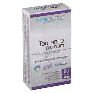 Physiomance Teoliance Premium 60 capsules